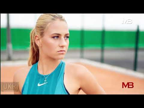 2018 The Most Beautiful Tennis Players Under 19 (WTA 300)