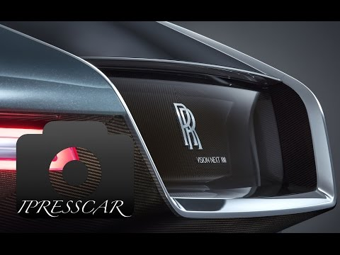 VISION NEXT 100 - The Rolls-Royce