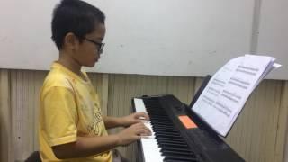 Little apple ( Piano) _ Đông Ân