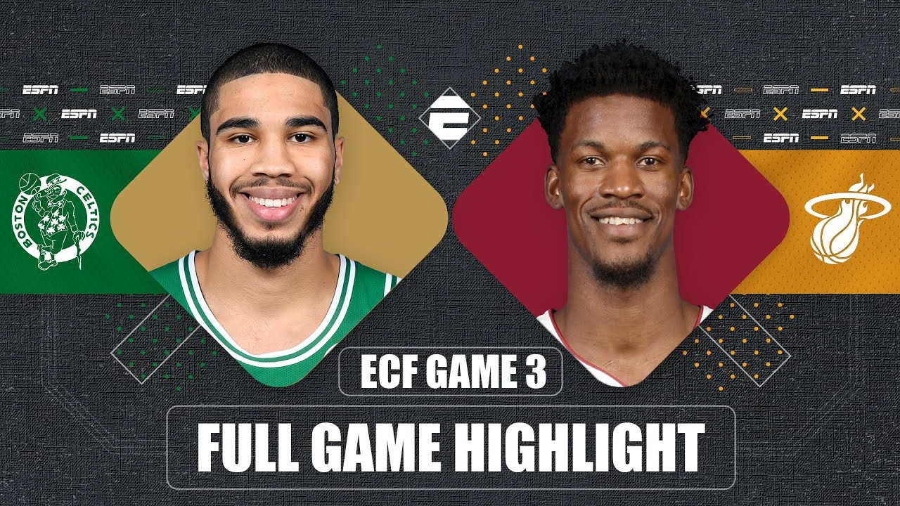 Boston Celtics vs. Miami Heat [GAME 3 HIGHLIGHTS] | 2020 NBA Playoffs