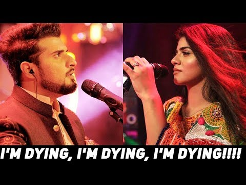 QB & Nabeel Shaukat Ali Literally KILLING Fans with their Coke Studio Songs