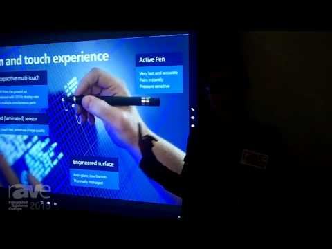 ISE 2015: Microsoft Highlights Surface Hub as a Way to Create Productive, Engaging Meetings