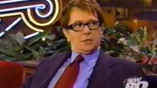 Tonight Show Jay Leno - Gary Oldman - Hannibal movie - 2001