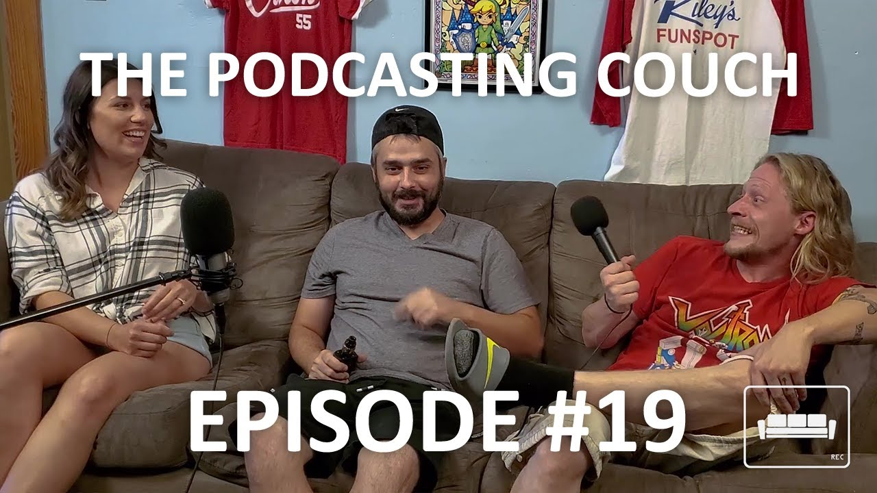 Download Call Me Milky (feat. Marenda Zeronas) | The Podcasting Couch: Episode #19