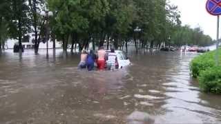 видео «Вода, вода, кругом вода…» (продолжение)