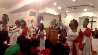 Every Moment by Forever Jones Praise Dance
