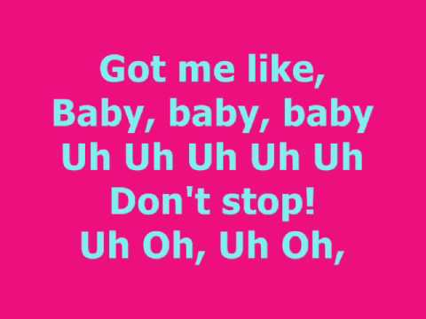 Like OMG Baby - DJ Earworm - Lyrics