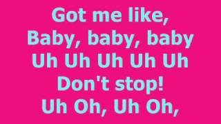Like OMG Baby - DJ Earworm - Lyrics