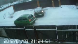 видео Установка заборов в Орехово Зуево