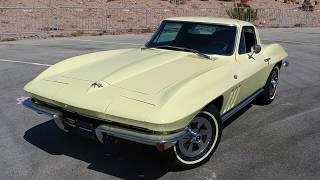Spectacular 1965 Chevrolet Corvette Coupe