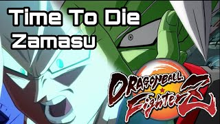 Zamasu's Fate Has Come | Dragon Ball FighterZ (DLC PACK 2 Dramatic Finishes)