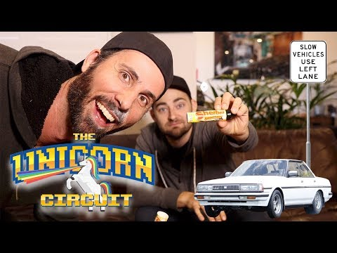 CRESTA SPECIAL!! Plus THREE Crap Cars [UNICORN CIRCUIT EP34]