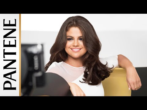 Introducing Selena Gomez | Pantene's New Celebrity Ambassador