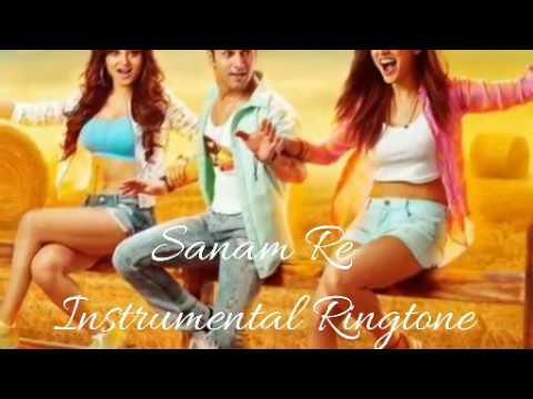 Sanam Re Ringtone | Instrumental |