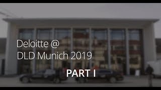 Let's talk optimism & courage: DLD 2019  Part I