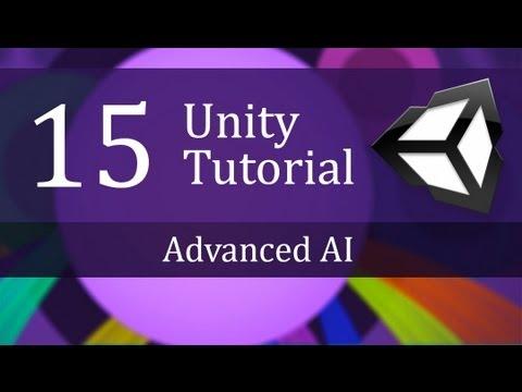 15th  Unity Tutorial, Advanced AI - Create a Survival Game
