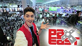 MY FIRST EVER CONVENTION!! [PAX EAST 2017] - DAY 1/3