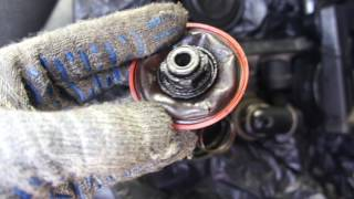 Control of the crankcase ventilation valve (PCV) AUDI 2.0 TFSI