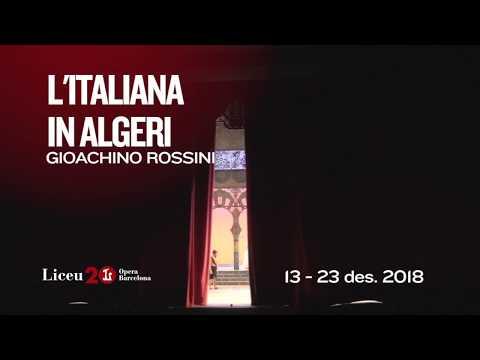 L'ITALIANA IN ALGERI (2018/19)