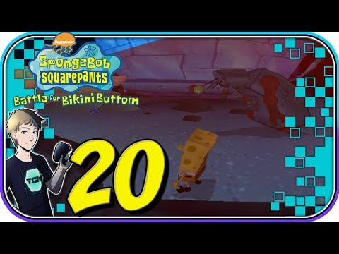 Spongebob Squarepants: Battle For Bikini Bottom - Part 20: Robotic Nightmares