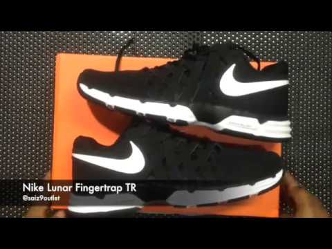 Unboxing Nike Lunar Fingertrap TR - YouTube 1724ea289