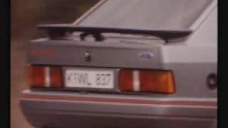 Ford Escort Mk4 commercial