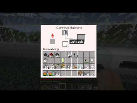 Как сделать в minecraft industrial craft 2 18