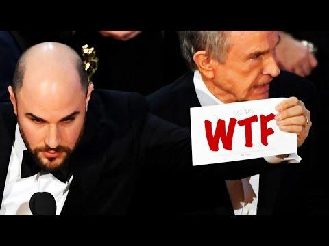 OSCARS: Best Picture Mess Up EXPLAINED! (La La Land vs. Moonlight)