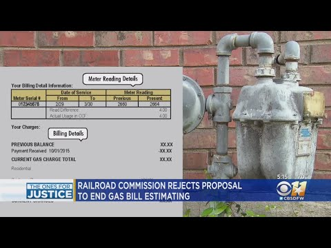 Texas Railroad Commission Rejects Proposal To End Estimated