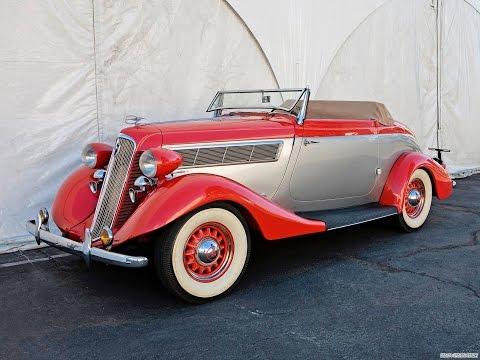 The Best Antique cars in Las Vegas