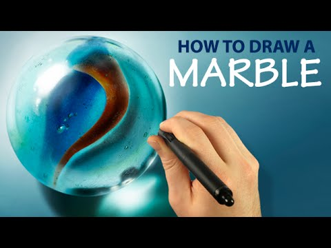 How To Draw A Marble With Corel Painter Draw This 15