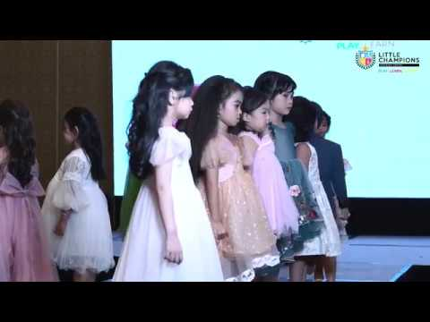 Little Champions Fashion Show at The Riverie Saigon - Time Square