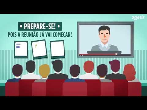 Vídeo Conferência - Animação 2D
