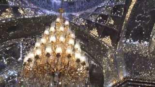► Beautiful Shrine of Shah Cheragh in SHIRAZ IRAN -  شاه چراغ
