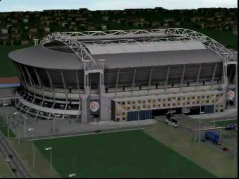 FIFA: RTWC 98 Stadium Intro - NETHERLANDS (Amsterdam Arena, Amsterdam)