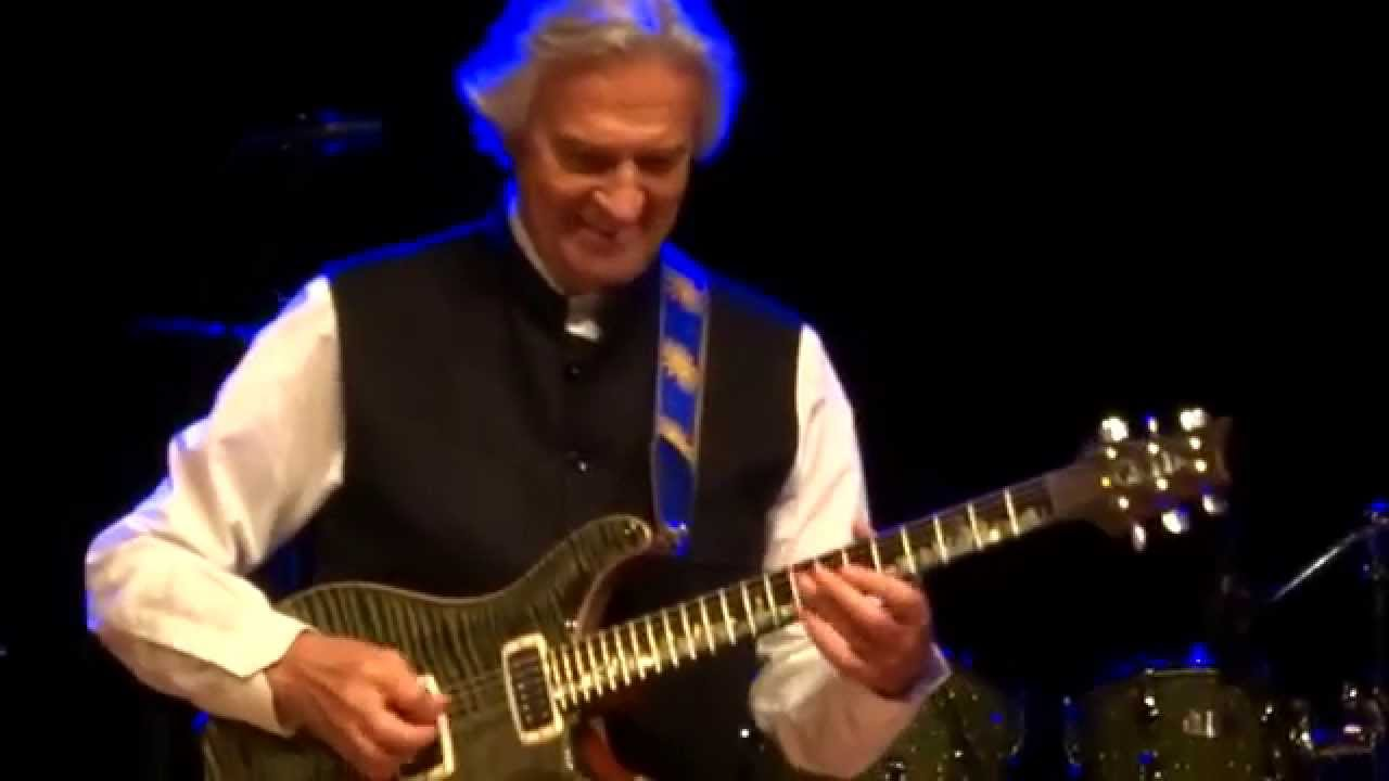 John McLaughlin the 4th Dimension - Guitar Love - Finlandia Hall, Helsinki Nov 18, 2014 HD