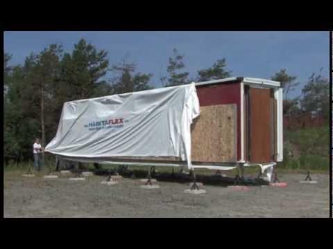Habitaflex  Quick Building Solutions  YouTube