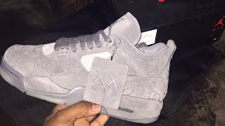 REVIEW ON KAWS 4s