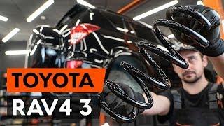 Montage Ampoule feu de route TOYOTA RAV4 : video manuel