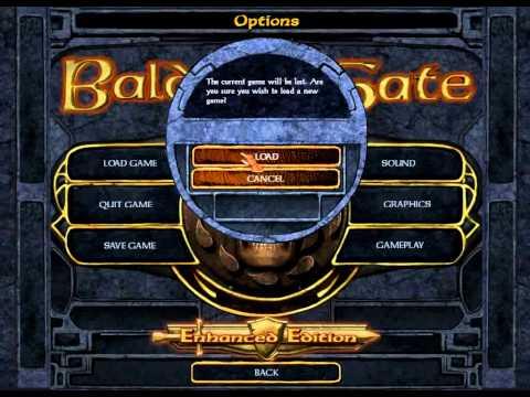 Let's Play Baldurs Gate Enhanced Edition 61: Gotta go Halfling |