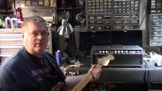 The 1961 Fender 6G6 / 6G6-B Bassman Demo