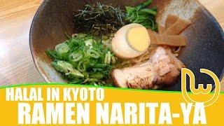 Halal in Kyoto: Ramen Narita-ya