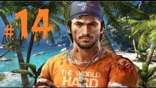 Dead Island Riptide PC Walkthrough #14 Chapter 8 With John Morgan MAX Settings HD Silly Commentary