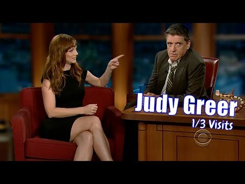 Judy Greer - Fresh, Healthy & Hot - 1/3 Appearances [Texmagery]