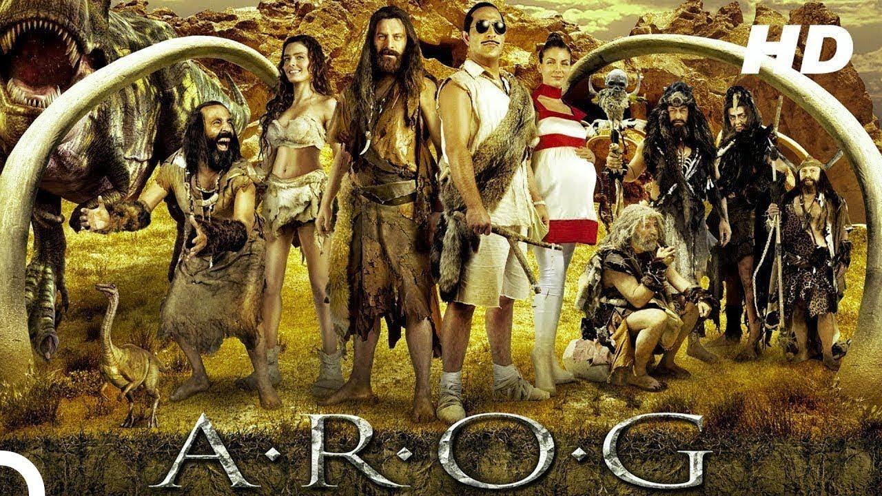 A.R.O.G. | Cem Yılmaz Türk Komedi Filmi | Full Film İzle (HD)