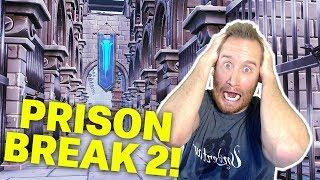 Escaping the Massive Dungeon Prison 2 Escape Deathmaze in Fortnite Creative Mode!