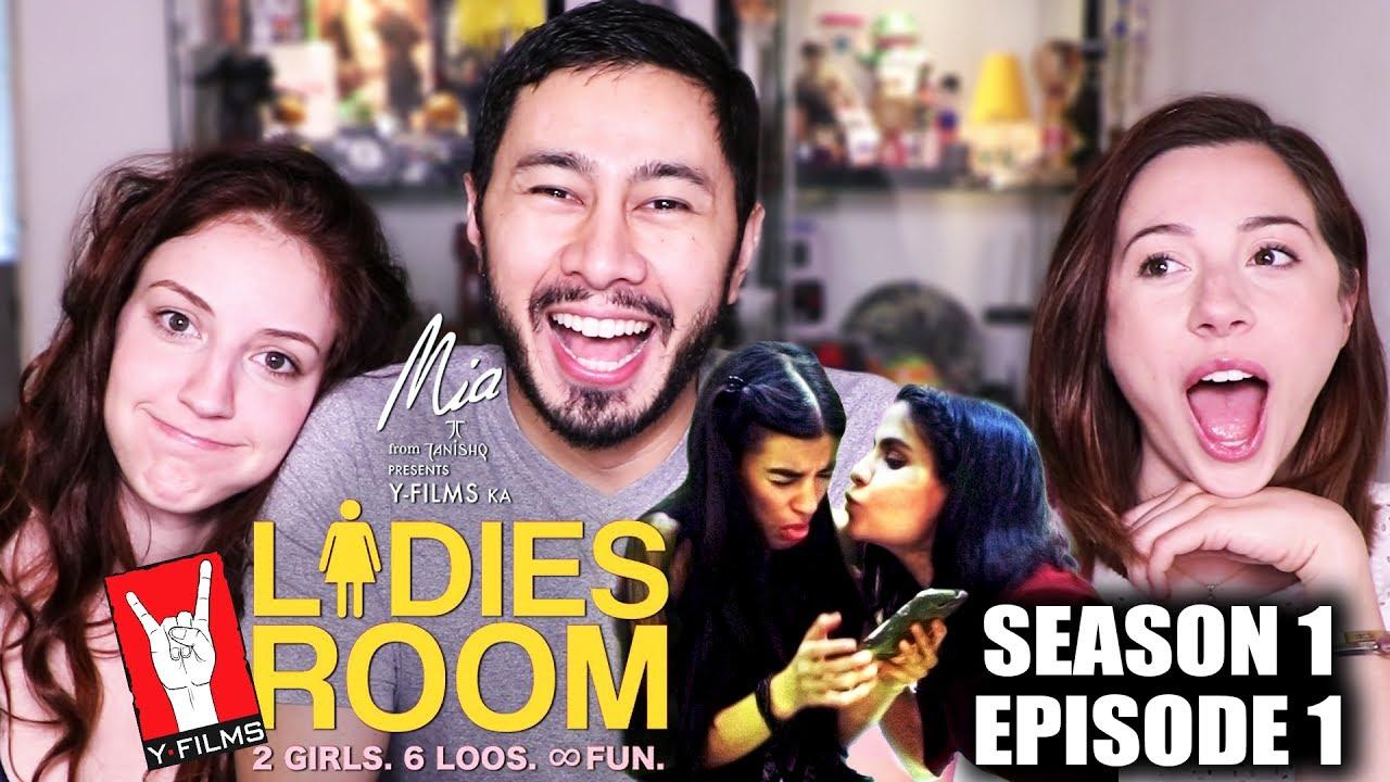 LADIES ROOM EPISODE 1 | Reaction w/ Hope Jaymes & Rachel Grate!