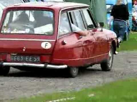 citroen ami6 very low very full youtube. Black Bedroom Furniture Sets. Home Design Ideas
