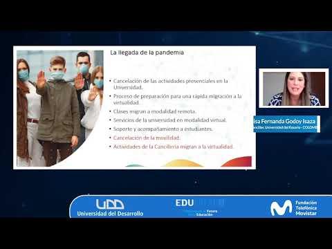 Panel El Futuro de las Universidades en Temas de Globalización - varios expositores
