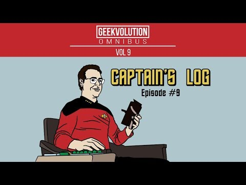 Captain's Log #9 | Trailers! Power Rangers Shattered Grid, Death of Superman and More